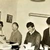 Tamara Danilović Markulj s radnicima knjigovežnice