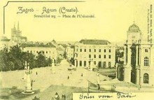 Zagreb početkom 20. stoljeća