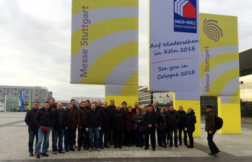 KROV I DRVO u Stuttgartu